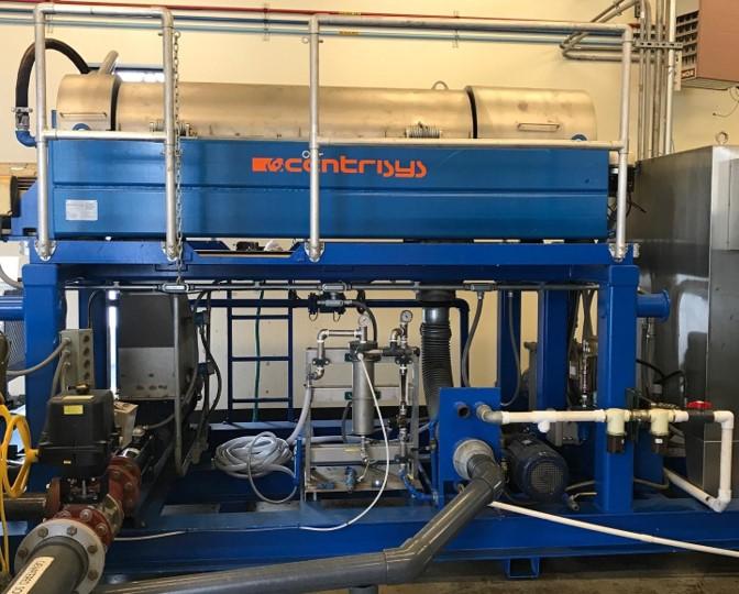 Centrisys SC18 CentritekCentrifuge MaintenanceBenicia CA