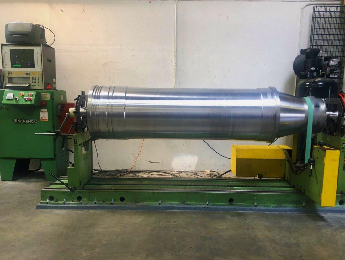 Schenk Balance Machine CentritekCentrifuge MaintenanceBenicia CA
